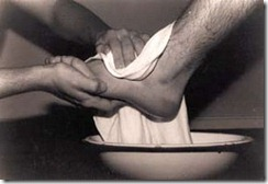 footwashing